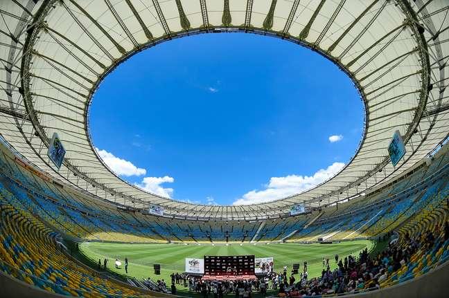 <p>Turistas devem lotar o Maracanã e outras praças olímpicas em 2016</p>