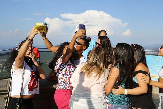 <p>Capital é o maior destino turístico brasileiro</p>