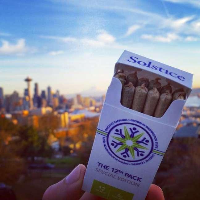 Super Bowl, cigarros de maconha, Seattle Seahawks