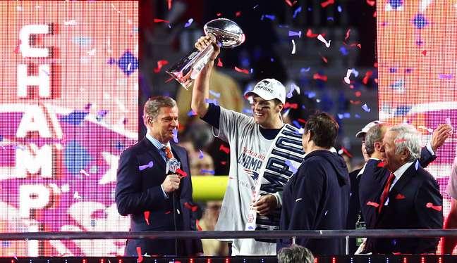 Vitória dos Patriots no Super Bowl 49 foi uma das maiores audiências da tv paga em 2015