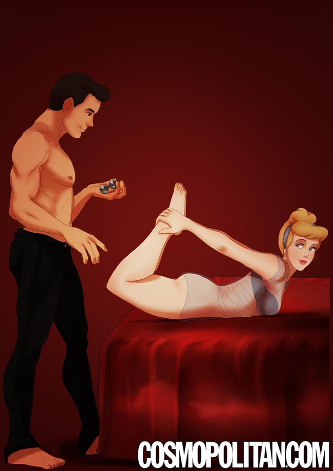 <p>Cinderela e Principe Encantado, <em>Cinderela</em></p>