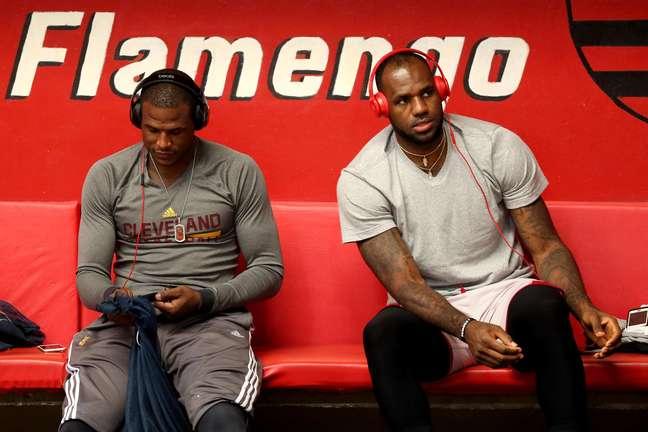 NBA fez jogos no Brasil recentemente; laços estreitados