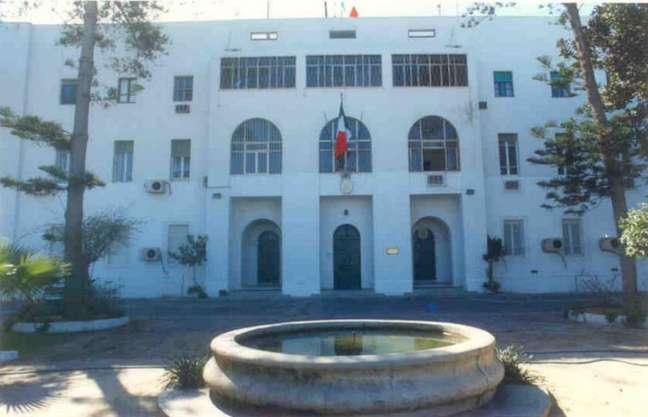 Embaixada da Itália em Trípoli, na Líbia