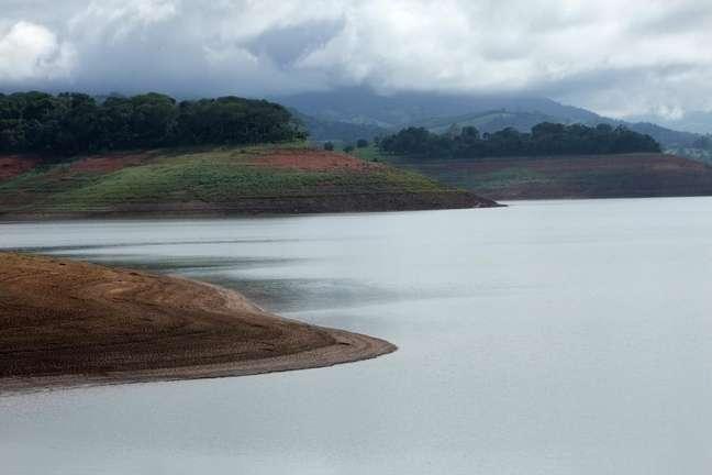 <p>Volume de chuvas nas represas do Sistema Cantareiraem março já superou a média para o mês</p>