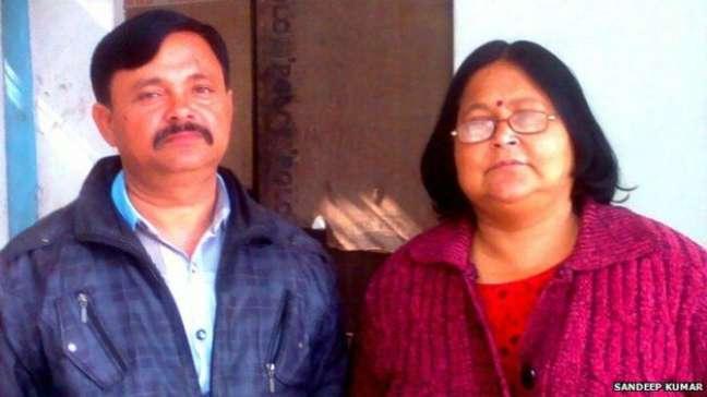 <p>Casamento entre pessoas de diferentes religiões ainda é tabu em partes da Índia</p>