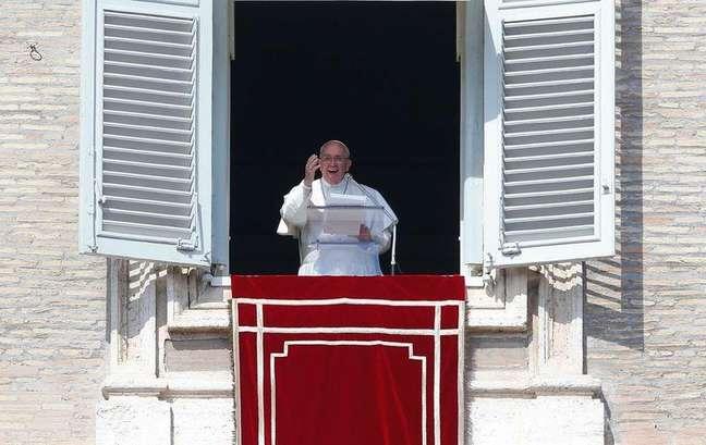 <p>Papa Francisco falou sobre a import&acirc;ncia das mulheres no mundo</p>