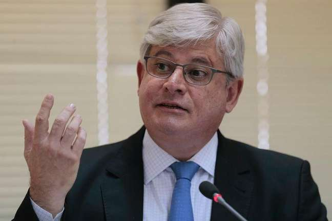 <p>O procurador-geral da República, Rodrigo Janot, respondeu a críticas sobre investigação</p>