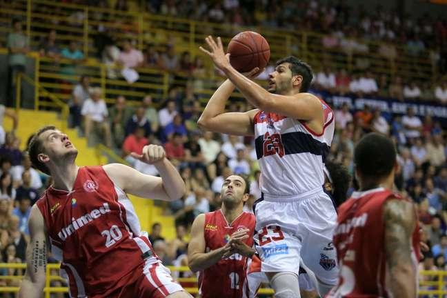 Franca é uma das equipes mais tradicionais do basquete brasileiro
