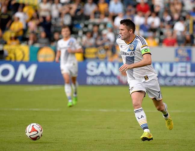 <p>Robbie Keane foi o craque da última temporada</p>