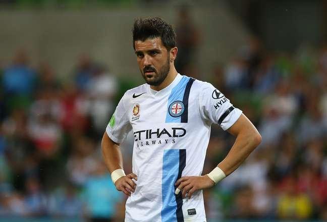 <p>Depois de semestre exilado na Austrália, David Villa está de volta aos holofotes</p>