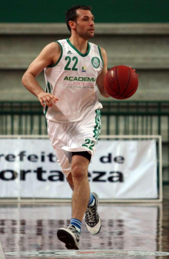 Max Stanic é um dos ídolos do Palmeiras no basquete