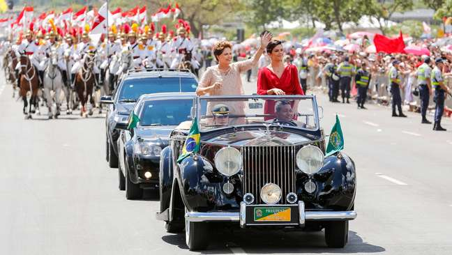 Brasil - Rolls-Royce Silver Wraith 1952