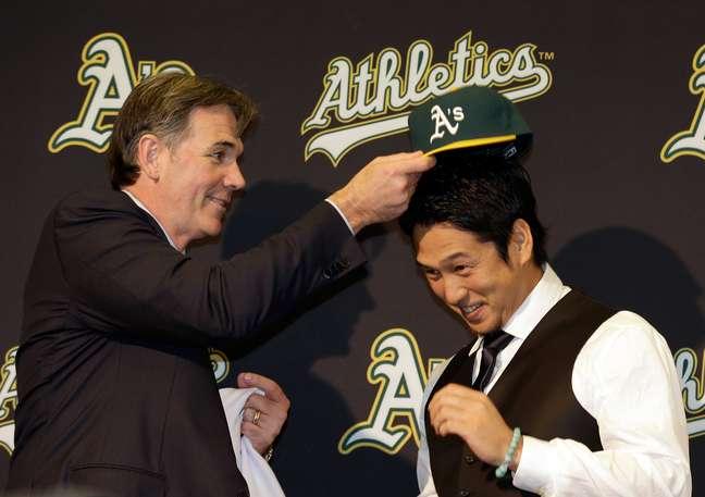 Billy Beane vai levar a experiência adquirida no Oakland Athletics ao Az Alkmaar