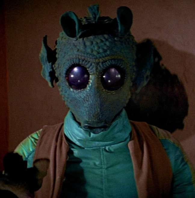 Peixe recebeu o nome por ser semelhante ao personagem da saga Star Wars