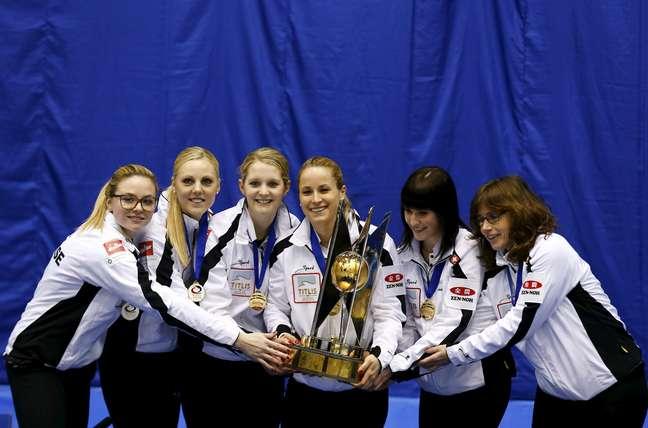 Suíça conquista Mundial Feminino de Curling