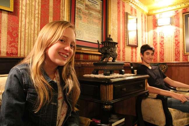 Ashley e André se dizem acostumados com a vida que levam