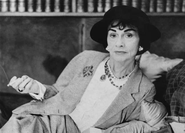 Coco Chanel iniciou seu império da moda em 1909
