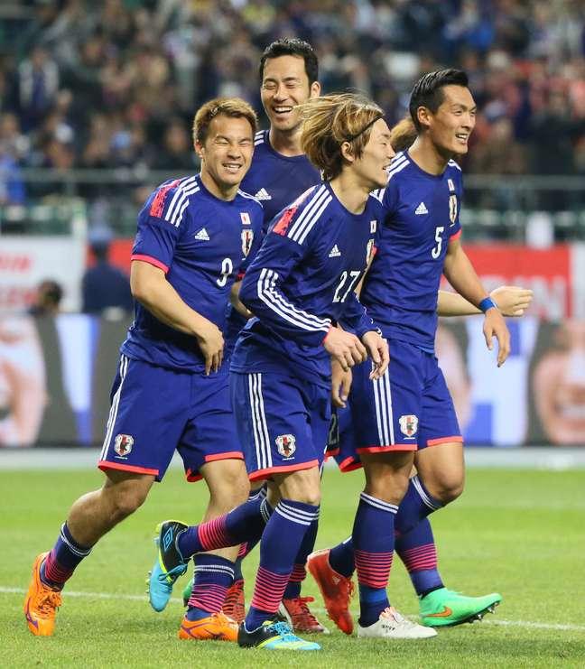 Novo técnico estreia com vitória na seleção japonesa