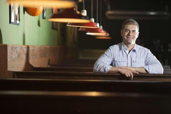 Apaixonado por cozinha desde criança, Marcos Nunes decidiu abrir uma rede de restaurantes após viajar aos Estados Unidos