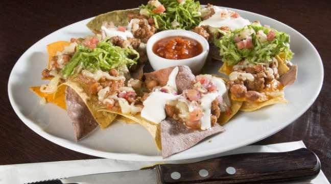 O restaurante, que mistura lanches com pratos mexicanos, aposta em um conceito diferente do fast food para obter sucesso