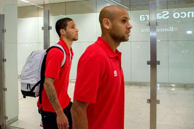 Bruno e Carlinhos foram contratados para a temporada 2015