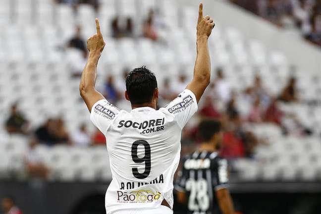 Ricardo Oliveira está valorizado pelos sete gols até então no ano
