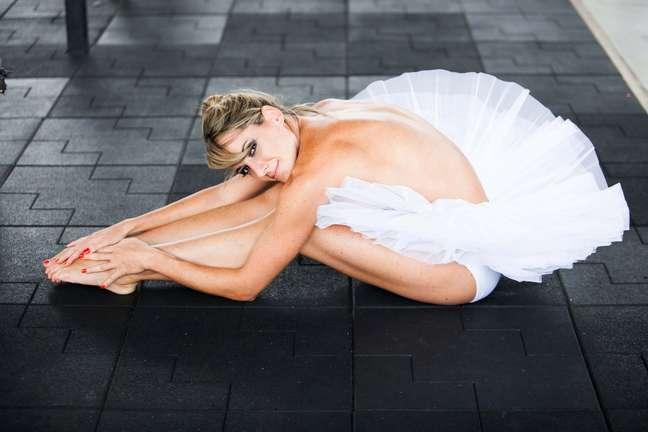 <p>Betina Dantas uniu sua paixão pela dança com a malhação e criou o método do Ballet Fitness</p>