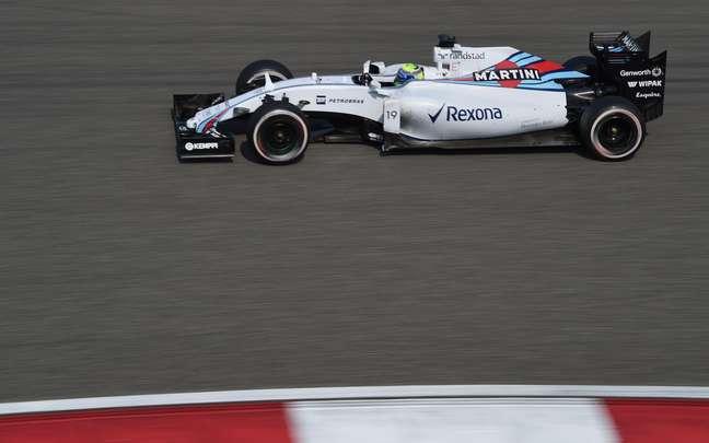 Massa perdeu posição para Raikkonen e terminou em 5º