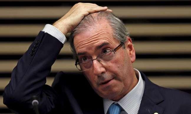 """<p>""""Se a gente puder ter consenso, ótimo"""", diz Eduardo Cunha sobre PL da terceirização</p>"""