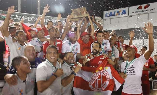América-RN conquista seu 33º título do Campeonato Potiguar
