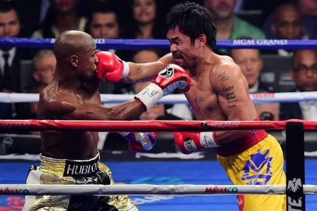 Pacquiao disse ter acreditado que ganhou a luta