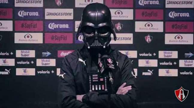 Darth Vader no Atlas?