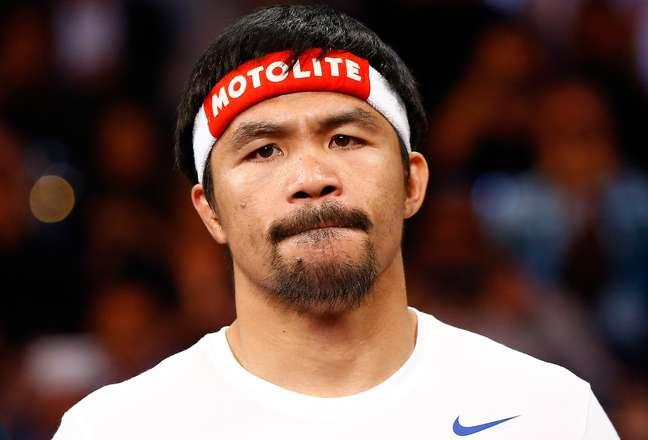 Manny Pacquiao perdeu para Mayweather após decisão polêmica dos juizes