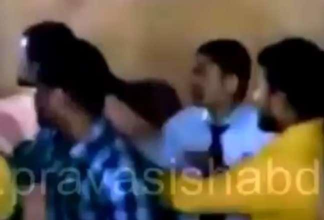 Imagens de ataque foram gravadas por testemunha