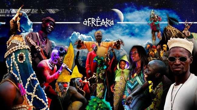 Festival Afreaka acontece em São Paulo no mês de junho