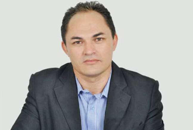 <p>Guilhermino Ferreira, autor de O Manual das Loterias</p>