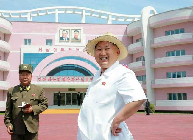 Ganho de peso de Kim Jong-un envolve cardápio milionário