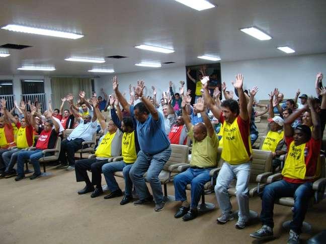 Ferroviários aceitaram a proposta feita pela CPTM e encerraram a greve dos trens