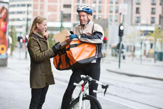 Preocupação ambiental estimula empresas a contratarem serviços de bike