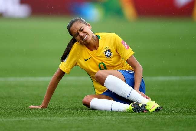 Marta não conseguiu guiar Brasil para classificação