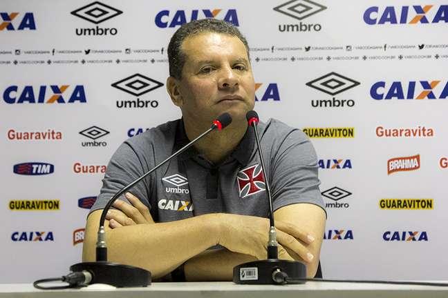 Celso Roth está de volta ao Vasco