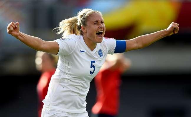 Inglaterra virou sobre a Noruega e passou de fase na Copa do Mundo Feminina de Futebol