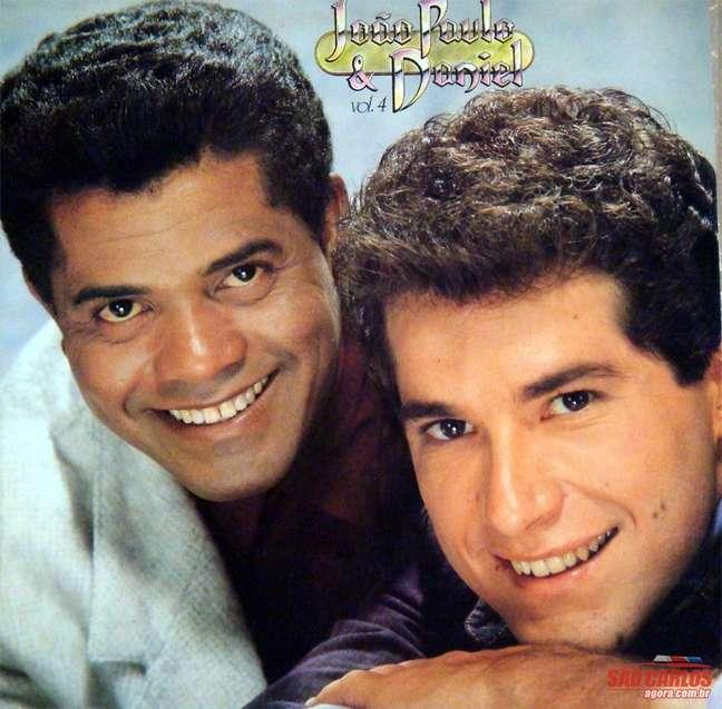 João Paulo formou dupla de sucesso com Daniel