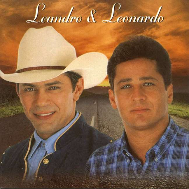 Leandro e Leonardo faziam dupla de destaque no sertanejo
