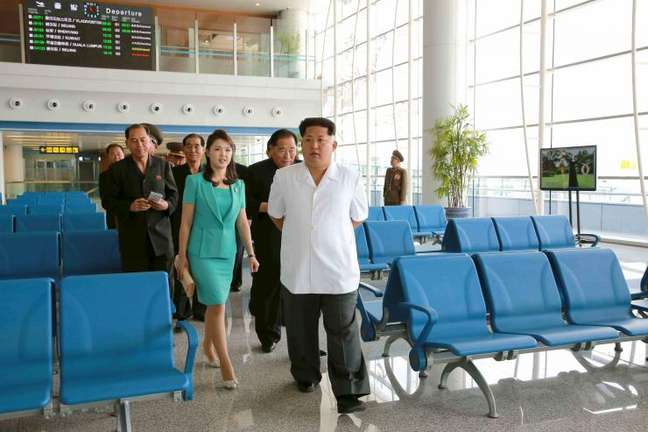 Kim Jong-un executa arquiteto por não gostar de design de aeroporto