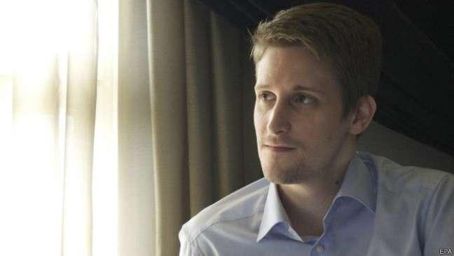 Edward Snowden expôs rede de espionagem da NSA