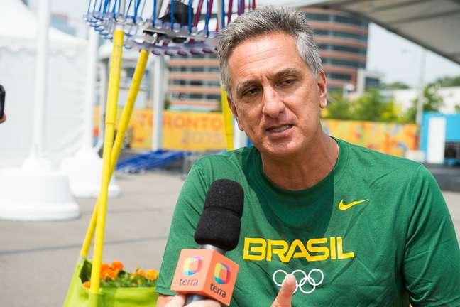 Marcus Vinícius Freire é superintendente do COB