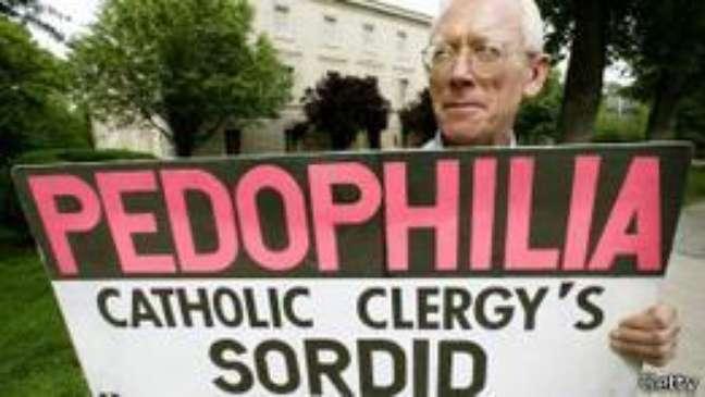 As denúncias de pedofilia são um dos grandes problemas enfrentados pela Igreja Católica