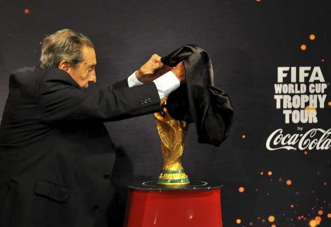 Alcides Ghiggia: o homem que tirou o título da Copa de 1950 do Brasil