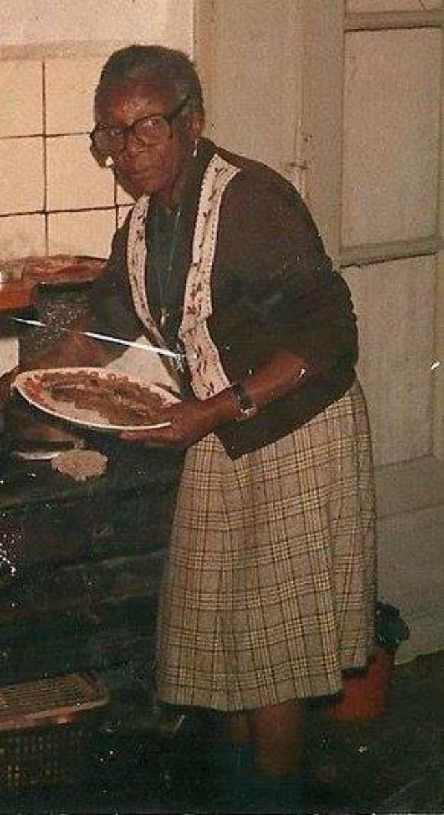 Laureana Cairo, avó de Laura, teve de fugir da casa dos patrões para ser livre